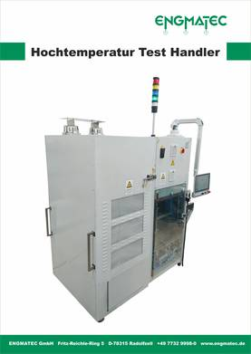 High Temperature Test Handler